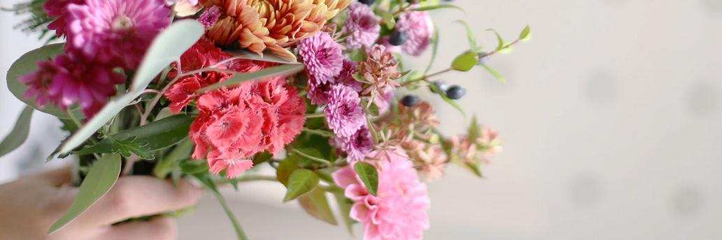 bouquet de fleur original