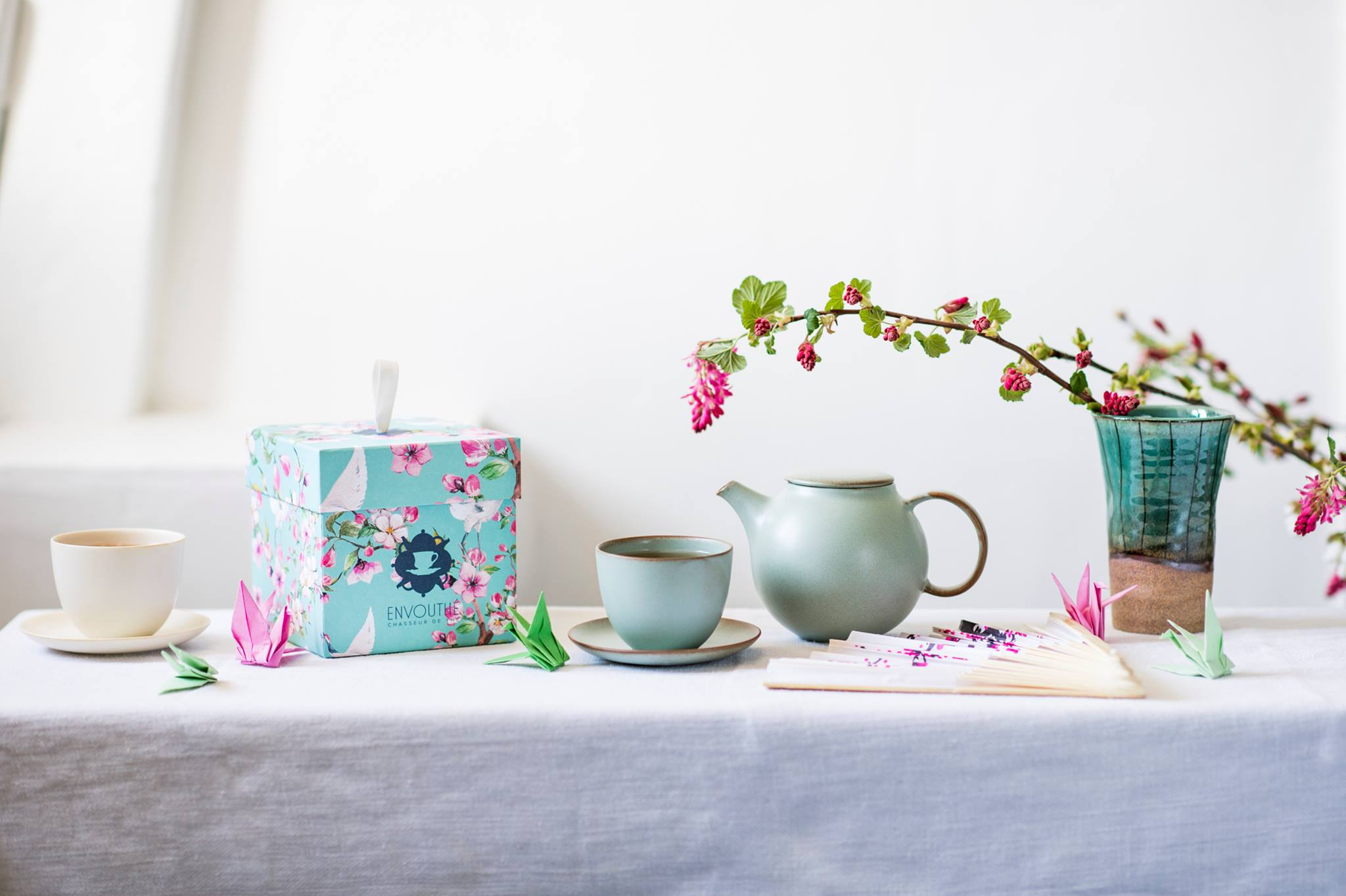 envouthe fleurs japan
