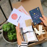 la box a planter kit
