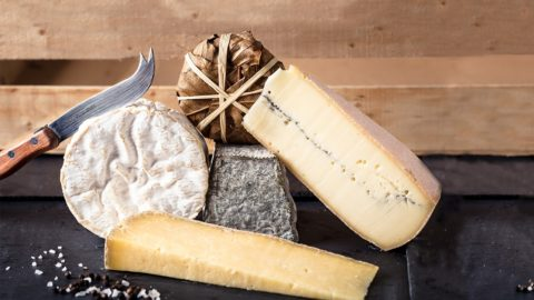 Les nouveaux fromagers box fromages