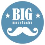 big moustache logo
