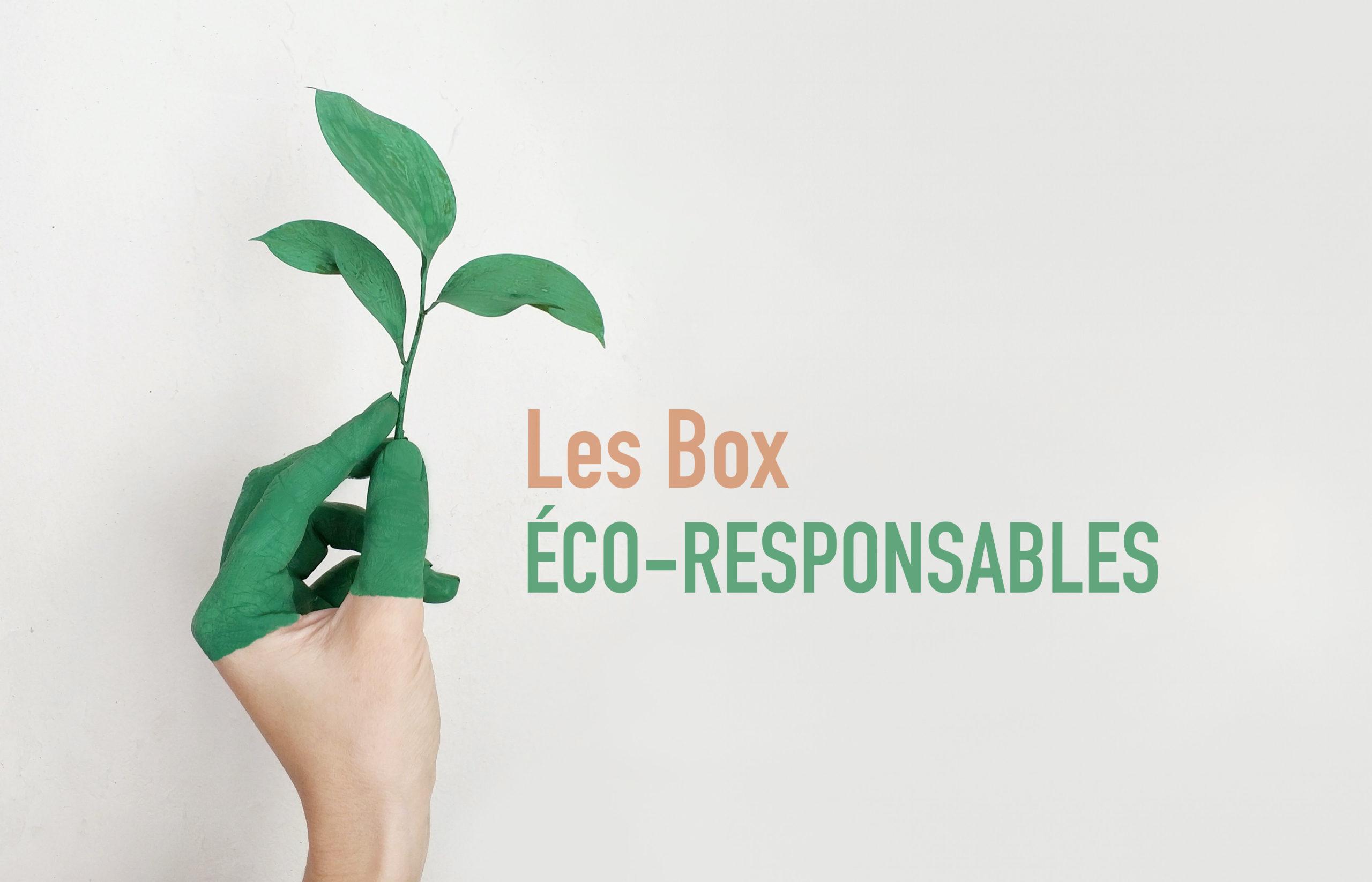 le top des box eco-responsables