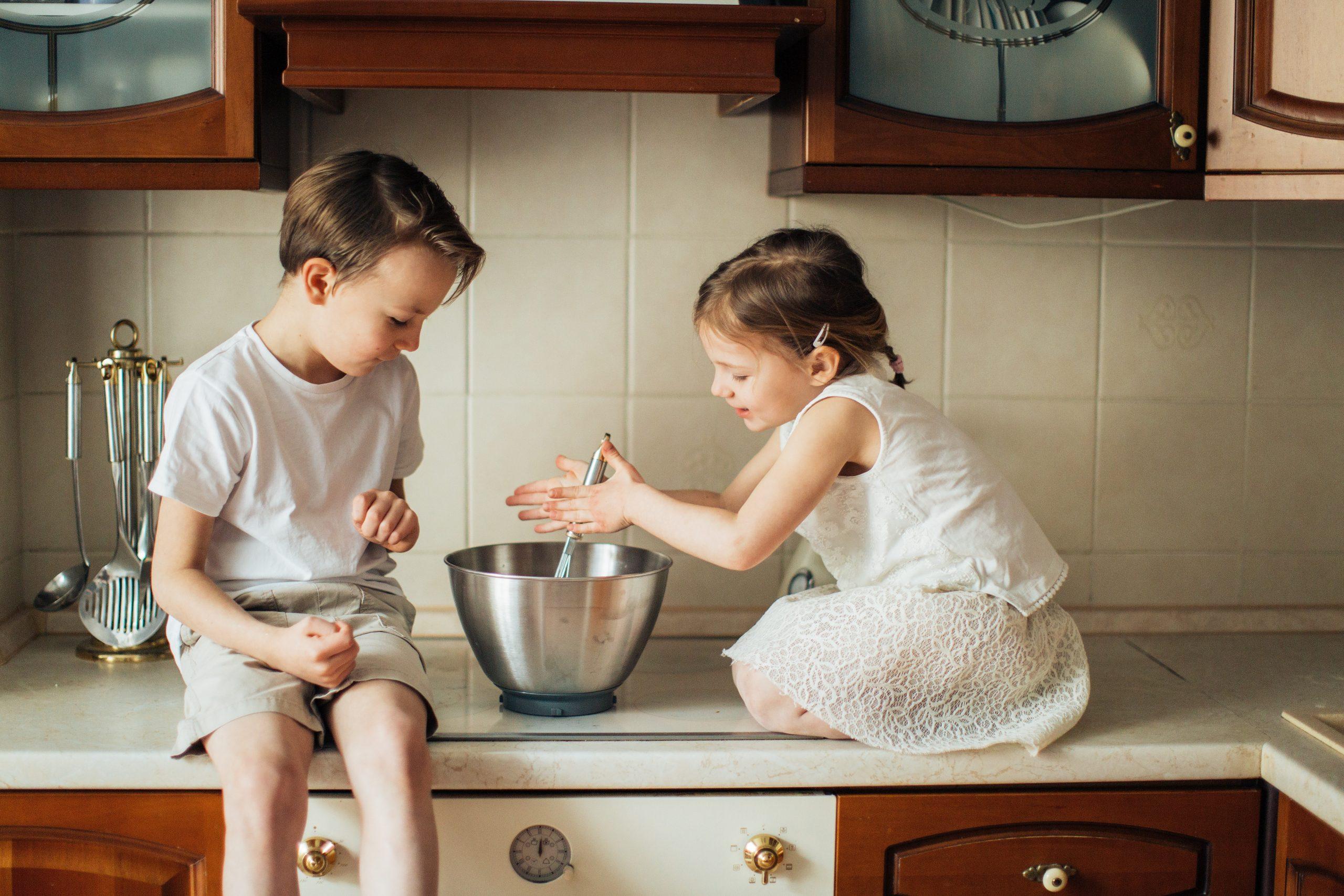 cuisine enfants pâtisserie