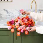 Bloom & wild tulipes