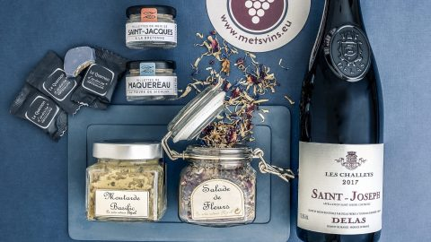 Box Mets Vins Excellence