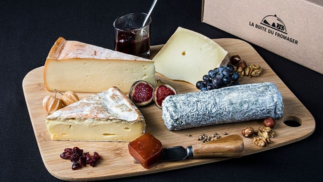 La boîte du fromager