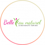 belle au naturel logo