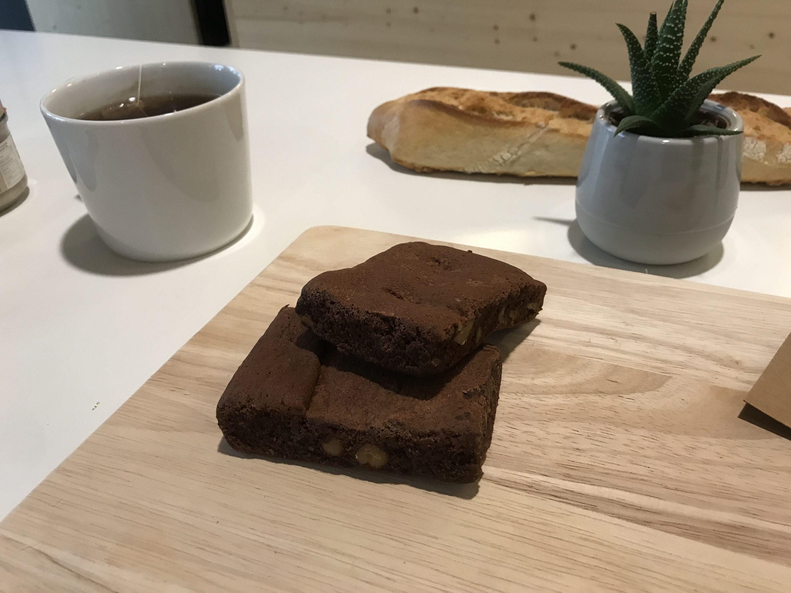Irrésistibles brownies Bio fondants