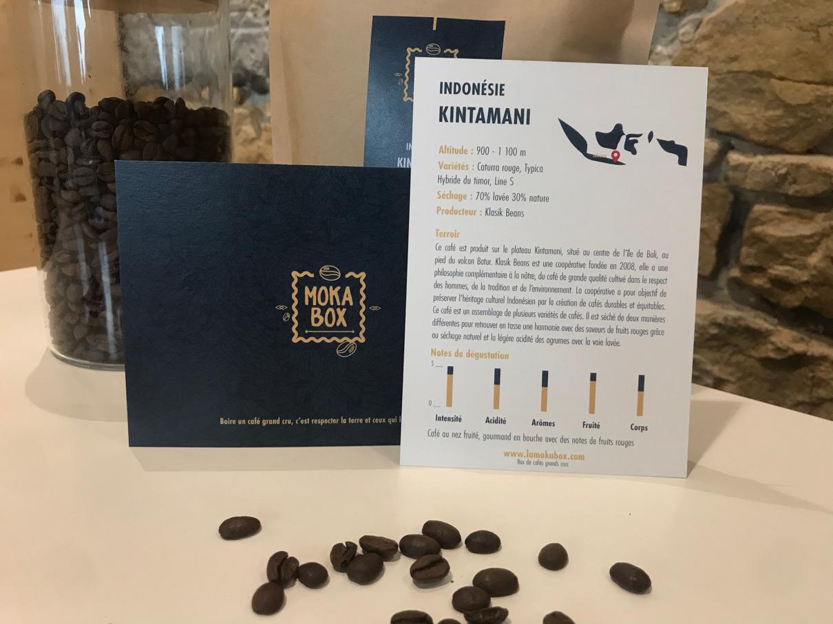 kintamani café indonesie