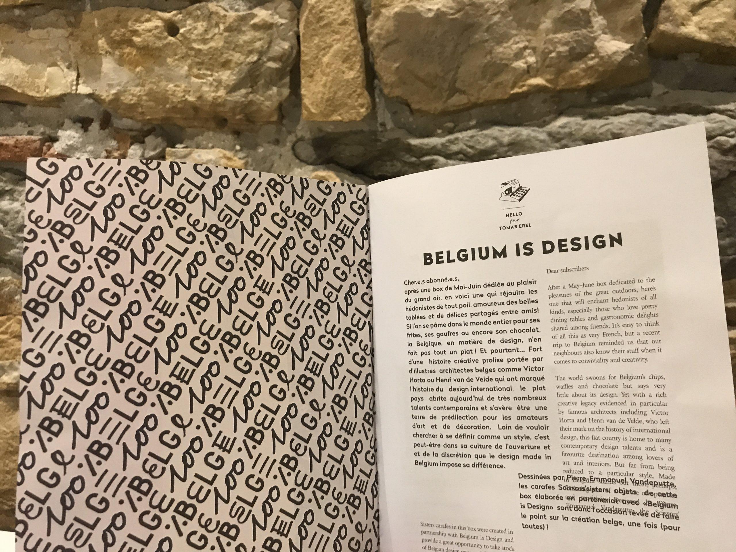 magazine iconic designerbox