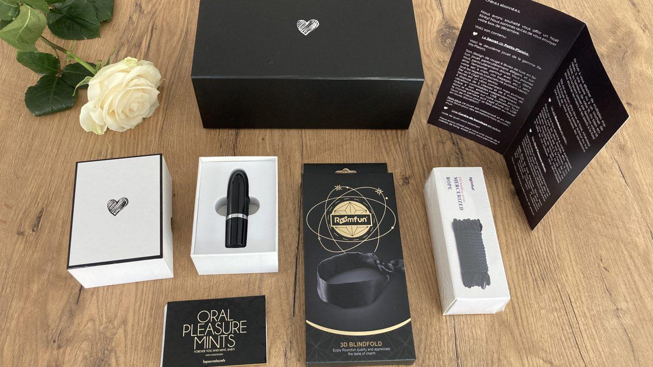 box petits plaisirs