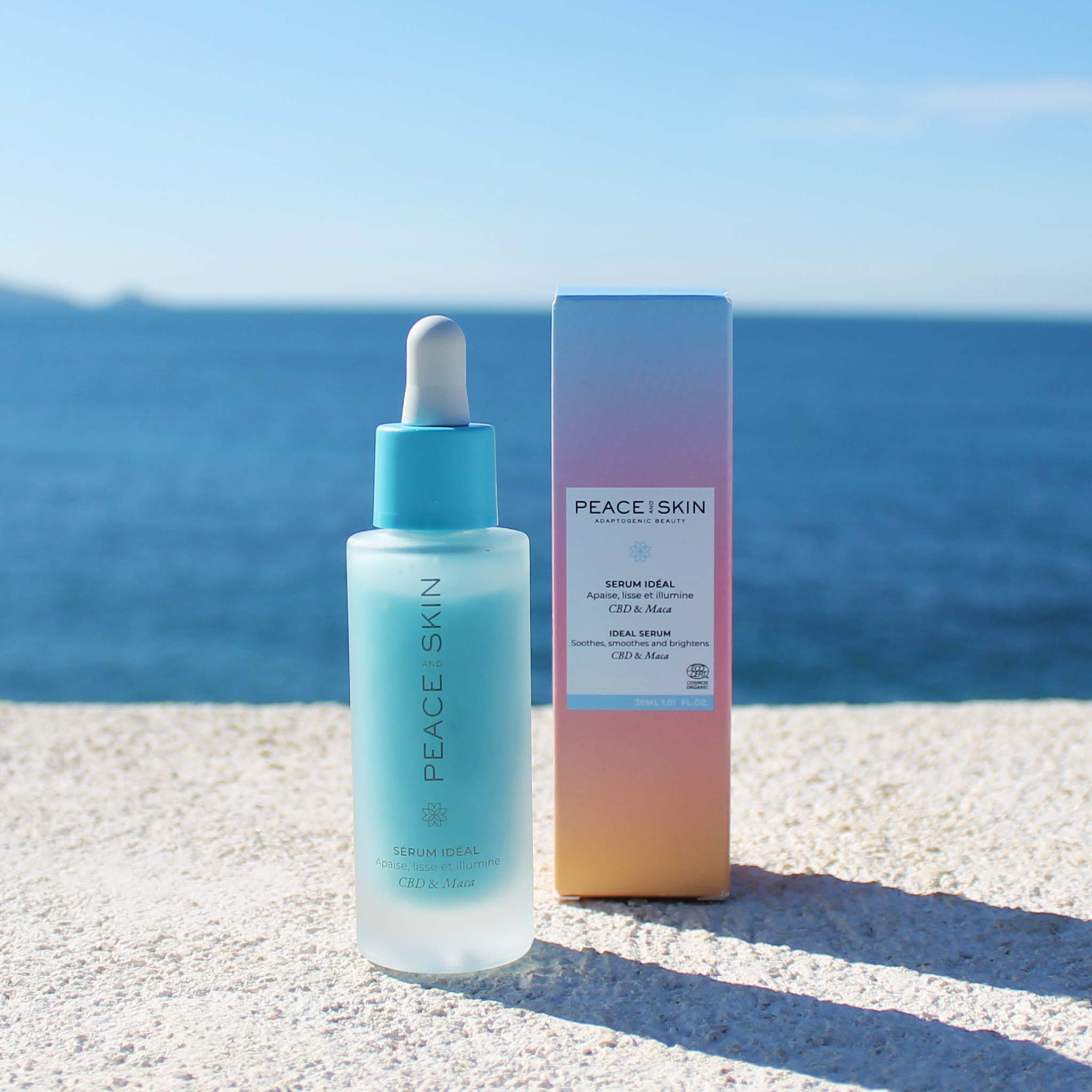 peace and skin serum ideal